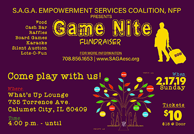 Game Nite Fundraisers