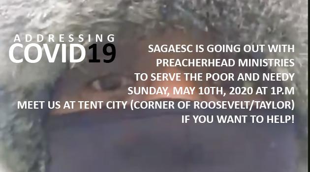 Addressing COVID19, 5/10/20
