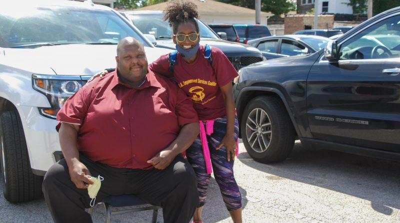 Addressing the needs of families impacted by COVID-19 in Riverdale, IL – 8/30/20
